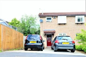 Chaucer Close, Blacon, Chester